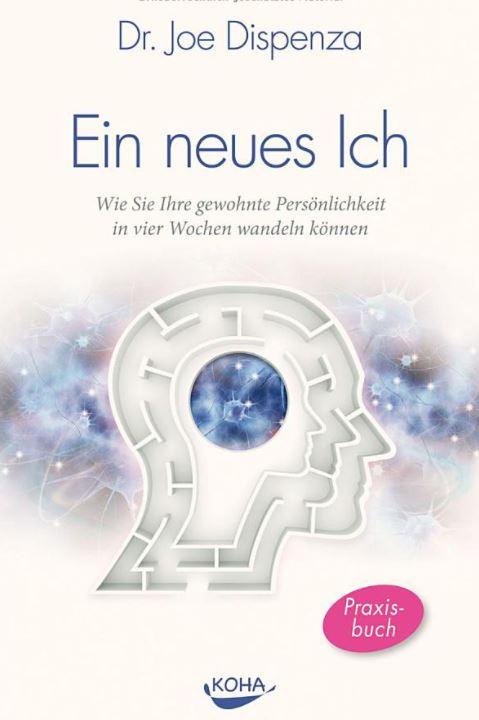 Joe Dispenza Persönlichkeit ändern spirituelles Wachstum und Esoterische Bücher - Empfehlungen - Alle Menschen sind fähig, sich die Wirklichkeit, in der sie leben wollen, selbst zu erschaffen. In seinem Buch »Schöpfer der Wirklichkeit« hat Dr. Joe Dispenza ausführlich die wissenschaftlichen Grundlagen dafür dargestellt. Nun zeigt er in seinem jüngsten Werk »Ein neues Ich«, wie wir diese Erkenntnisse aus Quantenphysik, Neurobiologie, Gehirnforschung und Genetik praktisch umsetzen können. Nach einer leicht lesbaren Einführung in ein tieferes Verständnis unseres Quantenselbst und einer Entmystifizierung der Meditation führt Dispenza Sie in vier Wochen durch einen Prozess der neuronalen Umstrukturierung, der es Ihnen ermöglicht, das Leben zu leben, dass Sie sich wünschen..